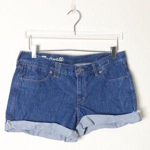 |•Madewell•| Jean Shorts